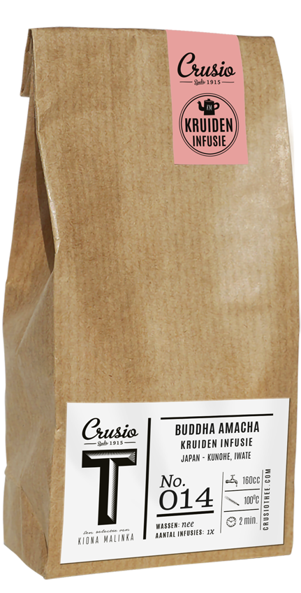 No.014 Buddha Amacha