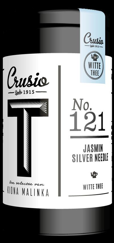 No.121 Jasmin Silver Needle