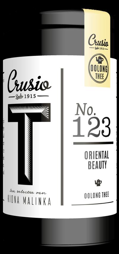 No.123 Oriental beauty
