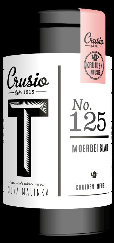 No.125 Moerbei blad