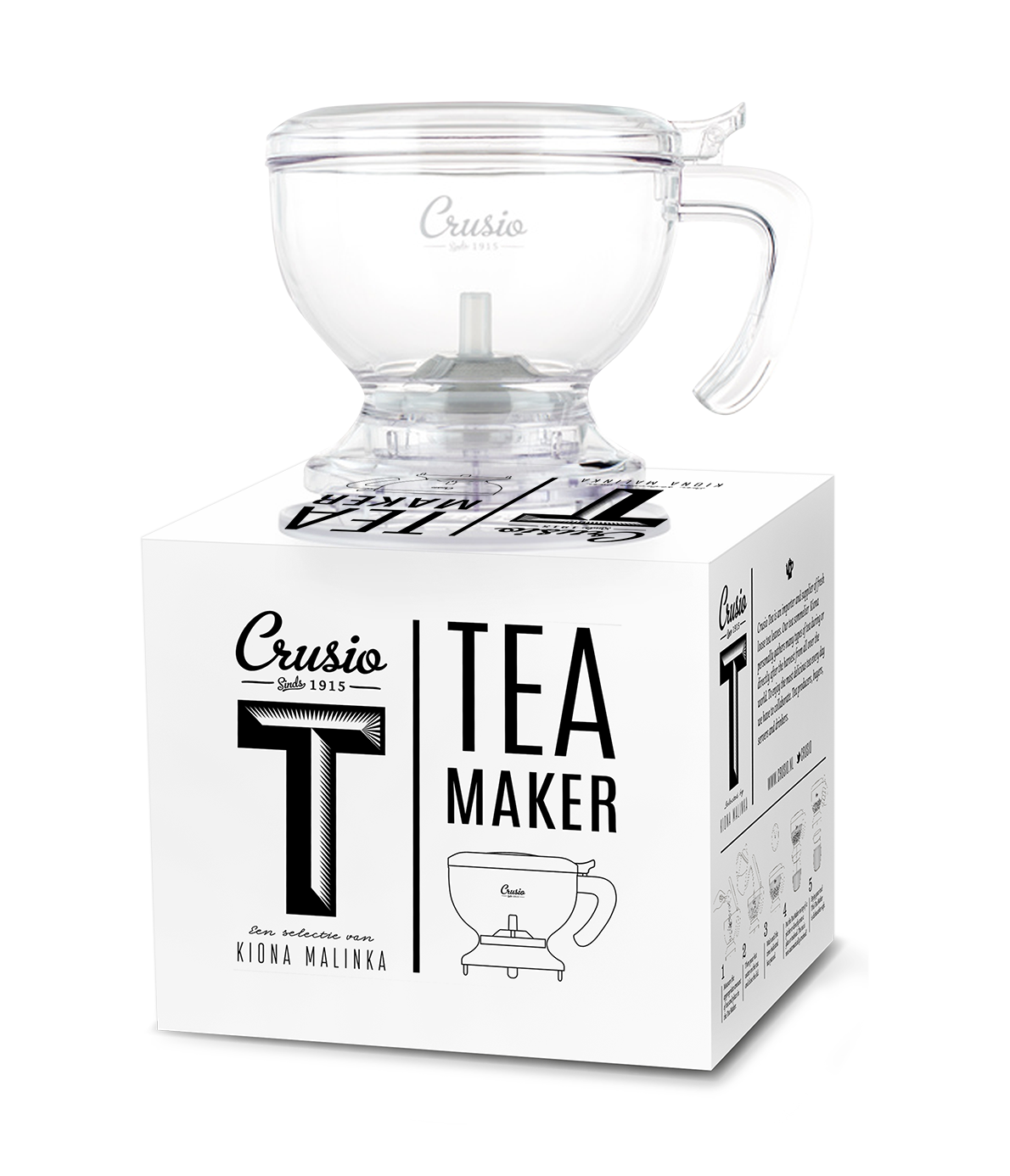 Crusio Tea Maker