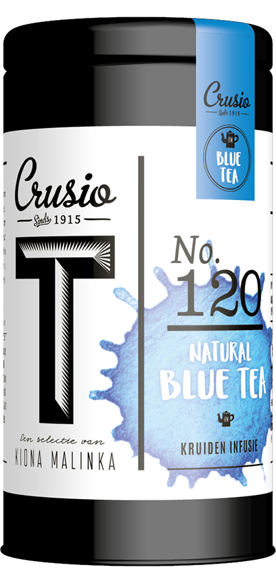No.120 Natural Blue Tea