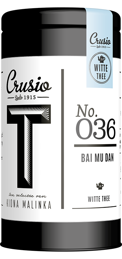 No.036 Witte thee