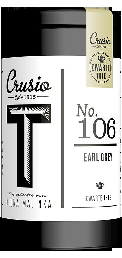 No.106 Zwarte thee